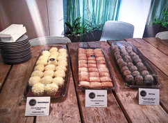 Fika and Snack Options