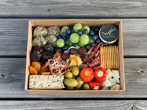Luxury Artisan Box (price per person)