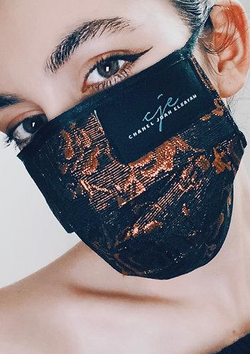 Bespoke designer face mask