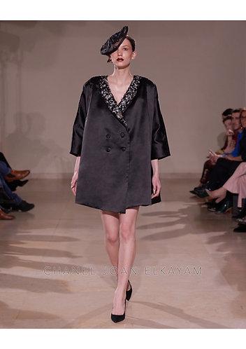 Swarovski Hand Embellished Kapota Coat/Dress