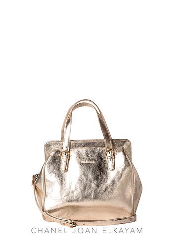 Leather Shoulder Bag Nonna