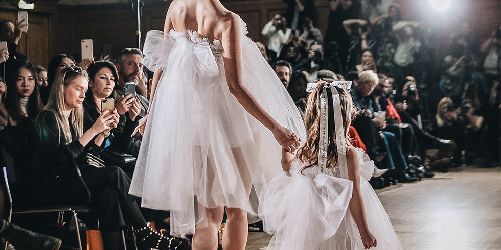 Chanel Joan Elkayam AW20 - London Fashion Week