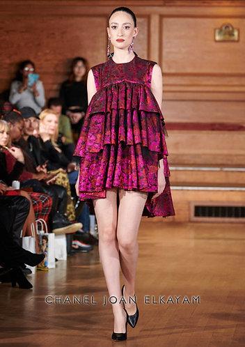 BabyDoll Floral Dress