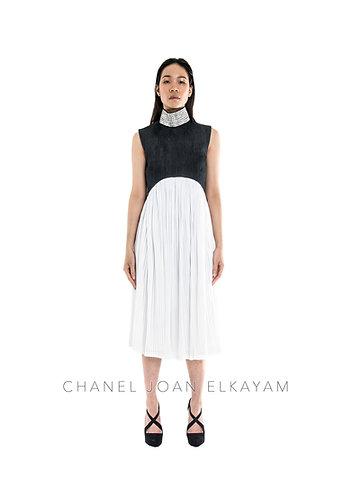 Swarovski Hand Embellished Curve Dress