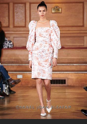 Unique Limited Edition Print Dress