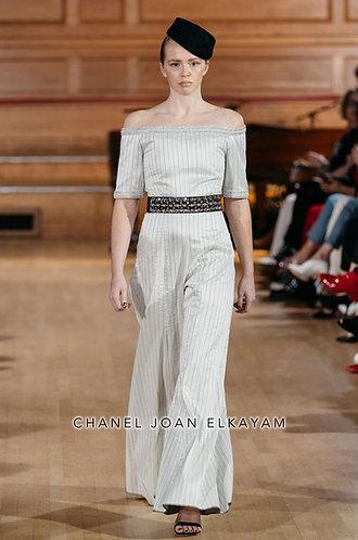 Bardot Hand Embellished Jumpsuit