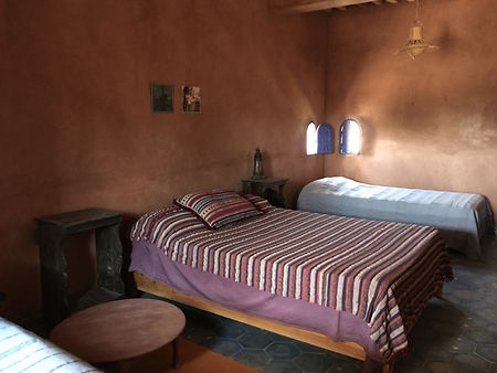Beds in room Jouj