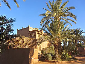 Activities in and around Dar Sidi Bounou