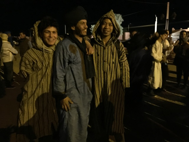 Bounou Boys at The Nomad Festival