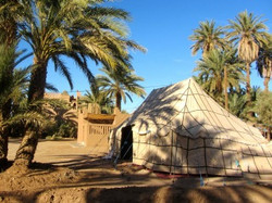 The Caidal Tent