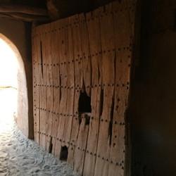 Bab Lakser at Bounou Kasbah