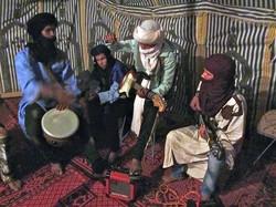 Tarragalte Generation- Mhamid Desert Blues group