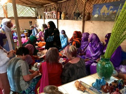 The Women of Bounou Kasbah