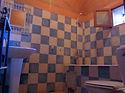 handmade tiles in the bathroom