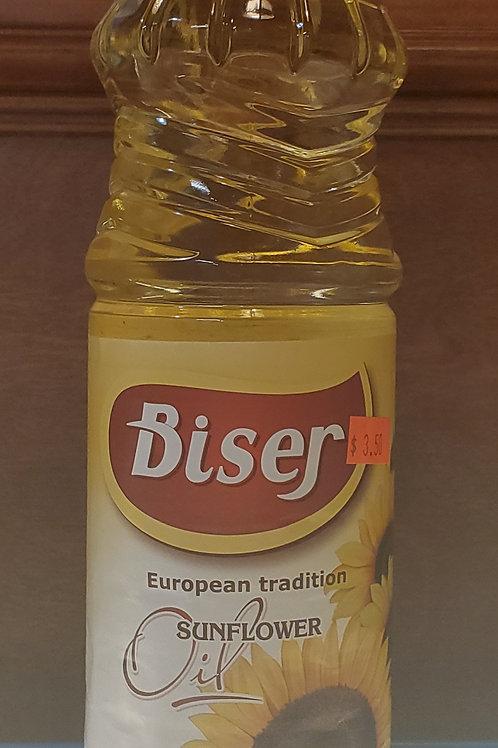 Biser 1L Sunflower Oil