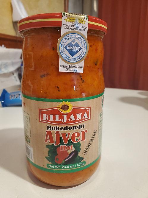 Biljana Ajvar Hot