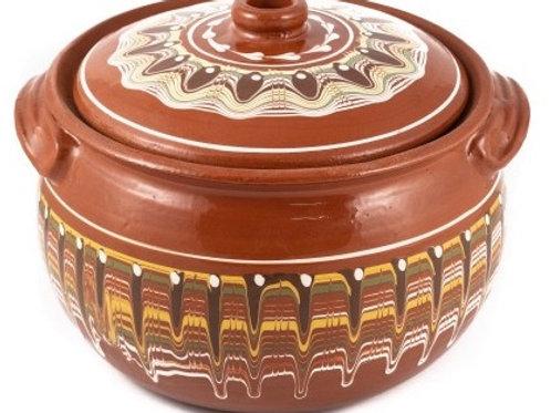 7L Clay Cooking Pot
