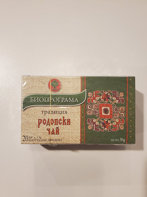 Родопски Rhodopes Tea Bags 20ct.