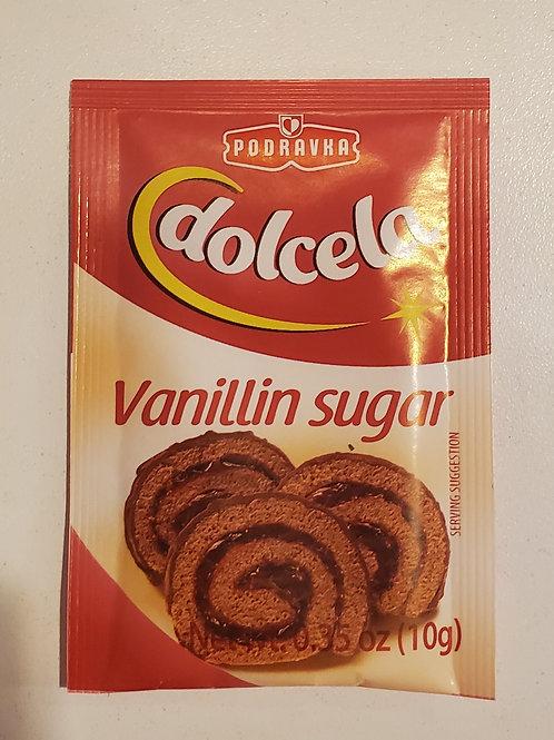 Dolcela Vanilla Sugar 10gr