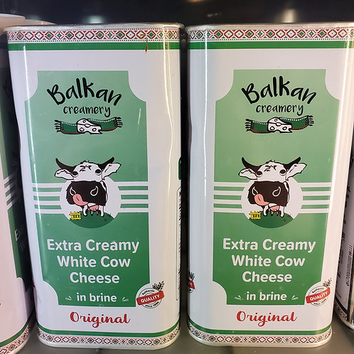 Extra Creamy Cow Feta 800gr