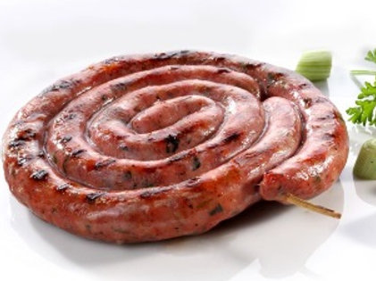 Spiral Pork Sausage for Grill (0.85lbs)
