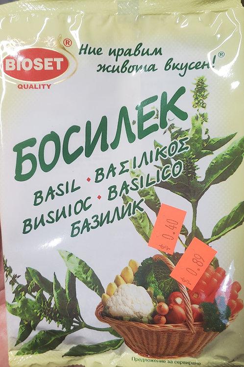 Bosilek Basil 10gr *CLEARANCE*