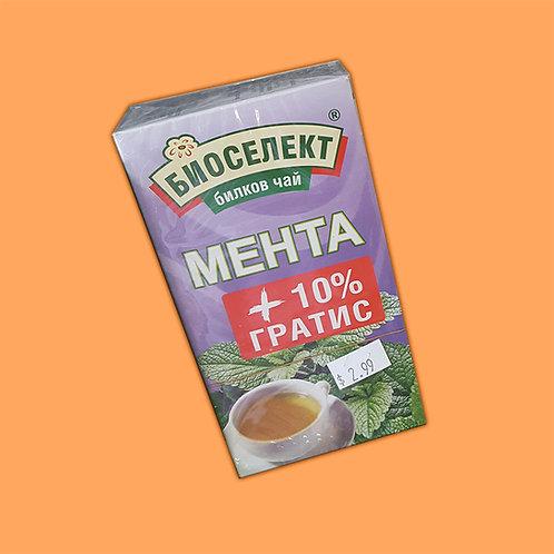 Bioselect Mint Tea Bags
