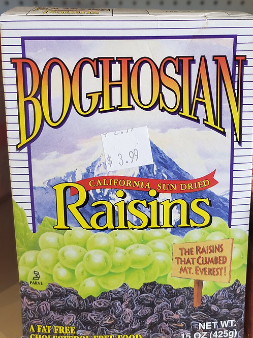 Raisins 425gr