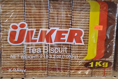 Ulker Tea Biscuits 1kg