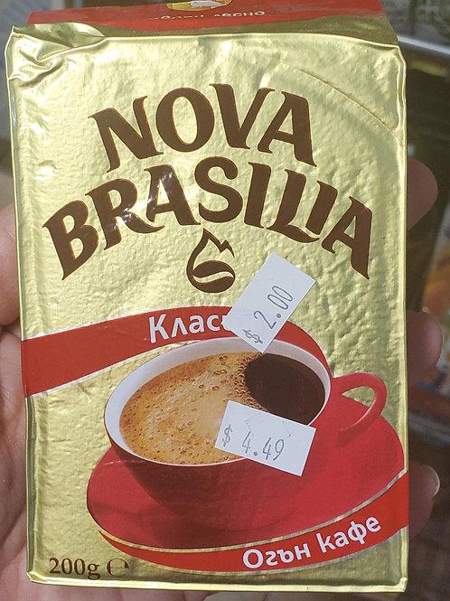 Nova Brasilia Coffee Classic