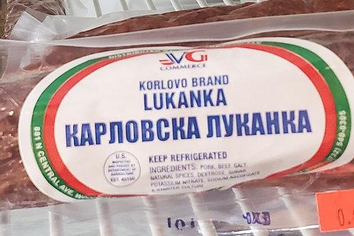 Karlovska Lukanka 0.50lbs