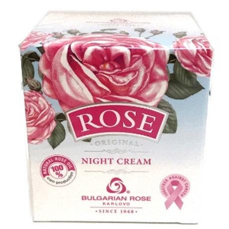 Bulgarian Rose Night Cream