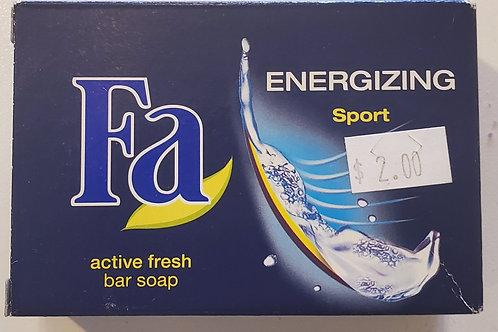 Fa Soap Energizing