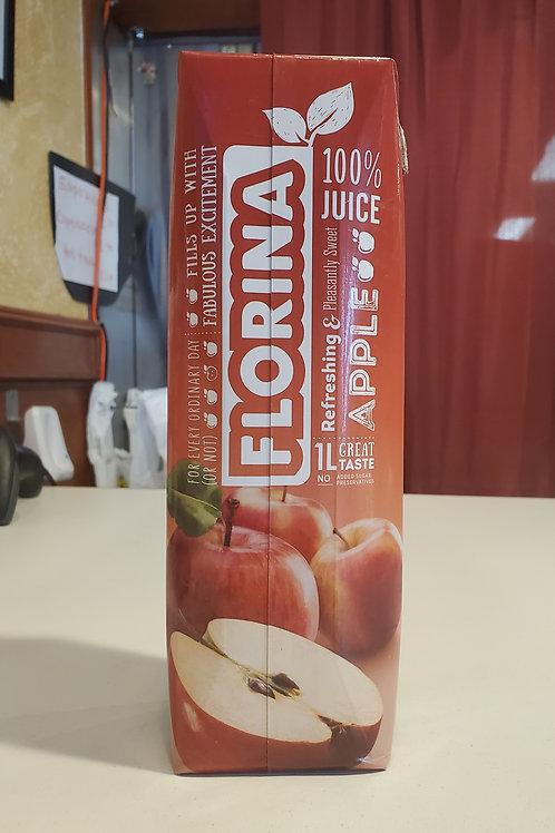 Florina Apple Juice 1L (0.26 galon)
