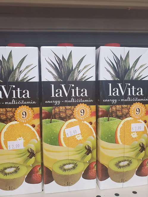 LaVita multivitamin Juice 1L