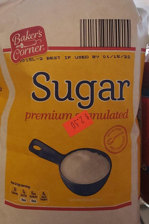 Sugar 4lb