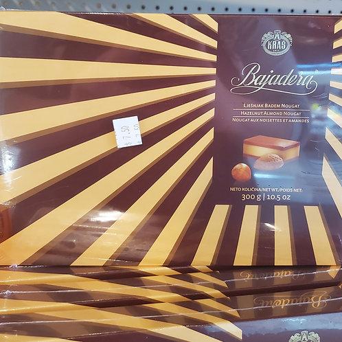 Bajadera Chocolate Box 300gr