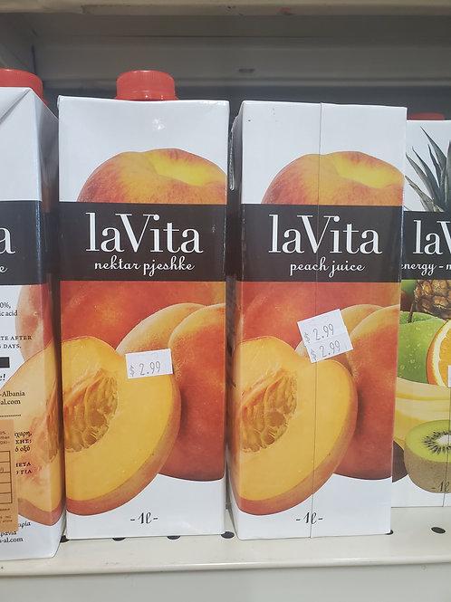 LaVita Peach Nectar 1L