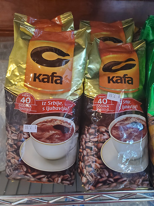 C Kafa ground coffee 500gr