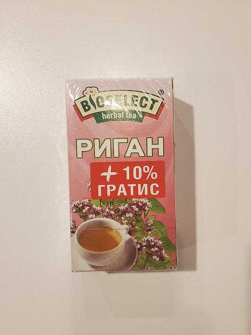 Риган Oregano Tea Bags 20ct.