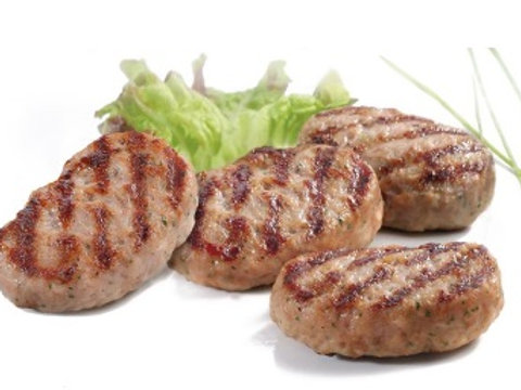 Kufte Pork Patties for Grill (1.40lbs)