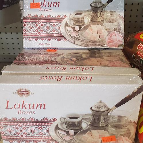 Lokum 170gr Rose Flavor