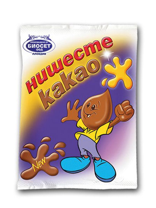 Cacao Pudding 60gr **CLEARANCE**