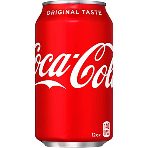 Coca Cola 12oz. can