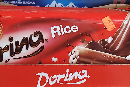 Dorina Riced Chocolate 400gr