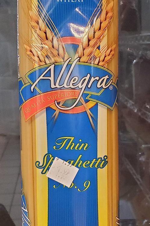 Allegra Thin Spaghetti