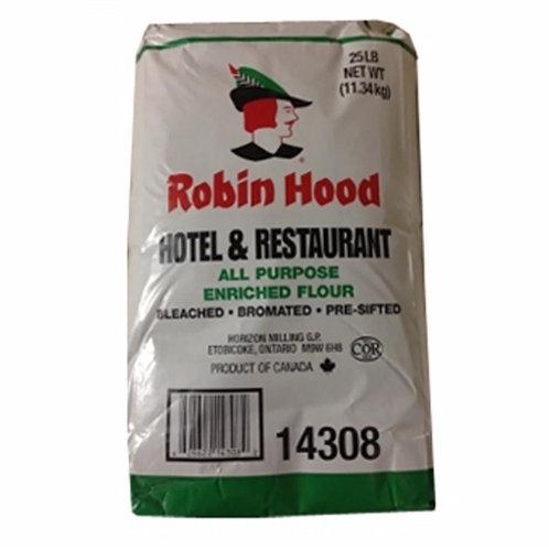 Robin Hood 25lbs Flour