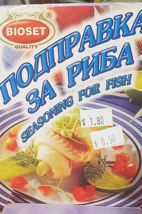 Fish Seasoning *CLEARANCE*