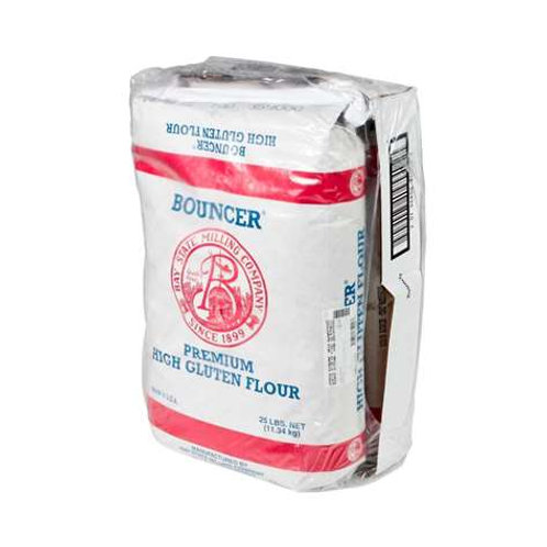Bouncer High Gluten 25lbs Flour