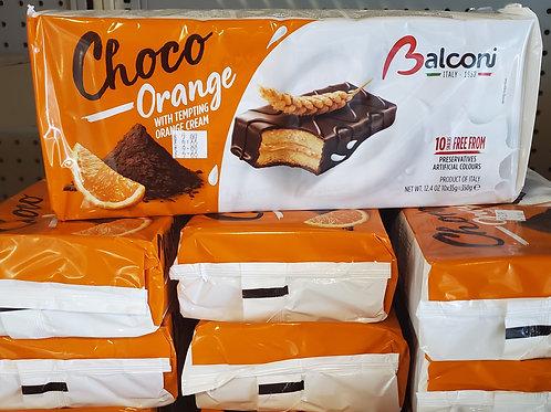 Balconi Orange Chocolate Mini Cakes